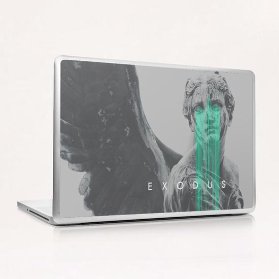Exodus Laptop & iPad Skin by Frank Moth