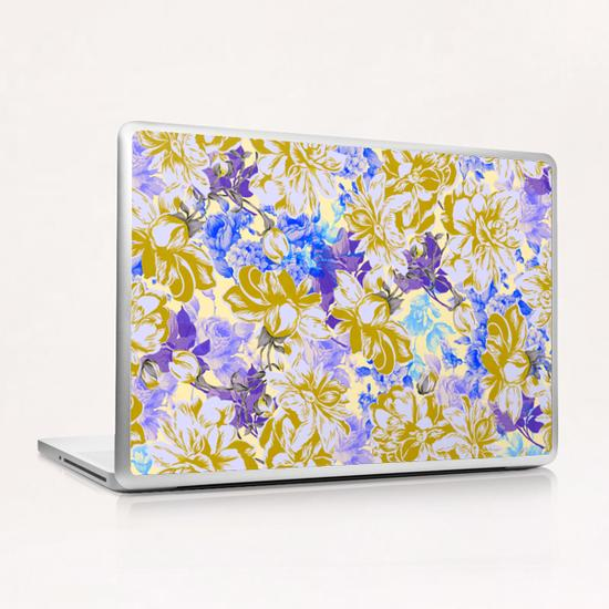 FLOWERY II Laptop & iPad Skin by mmartabc