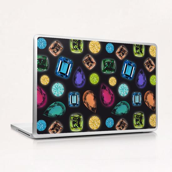 Gemstones Laptop & iPad Skin by vannina