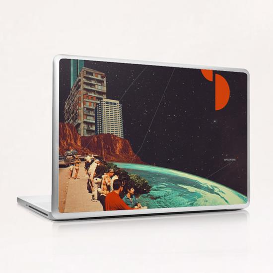 Hopes And Dreams Laptop & iPad Skin by Frank Moth