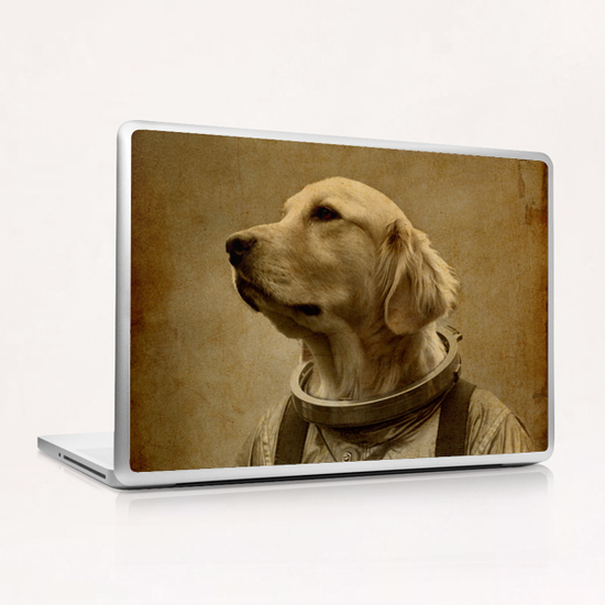 I'm coming back Laptop & iPad Skin by durro art