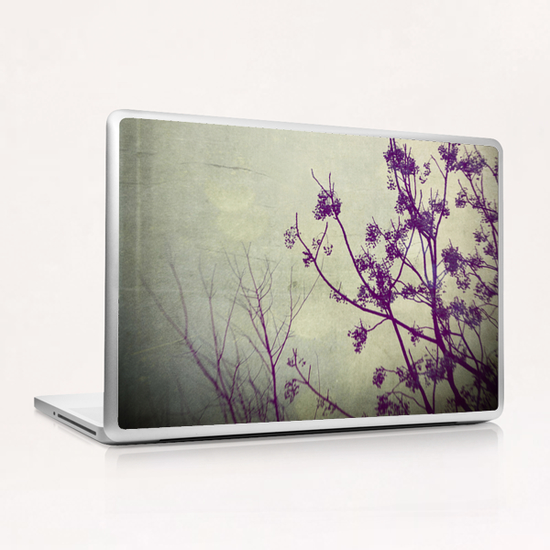 It Takes Two Laptop & iPad Skin by Trish Mistric