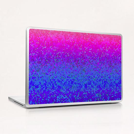 Glitter Star Dust G11 Laptop & iPad Skin by MedusArt