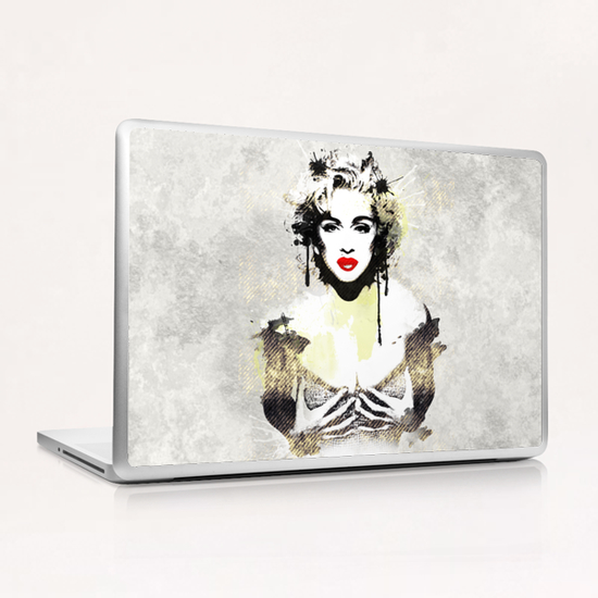 Like a Virgin Laptop & iPad Skin by Roberto Caporilli