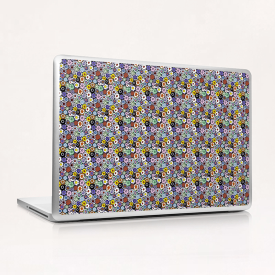 Millefiori Laptop & iPad Skin by vannina