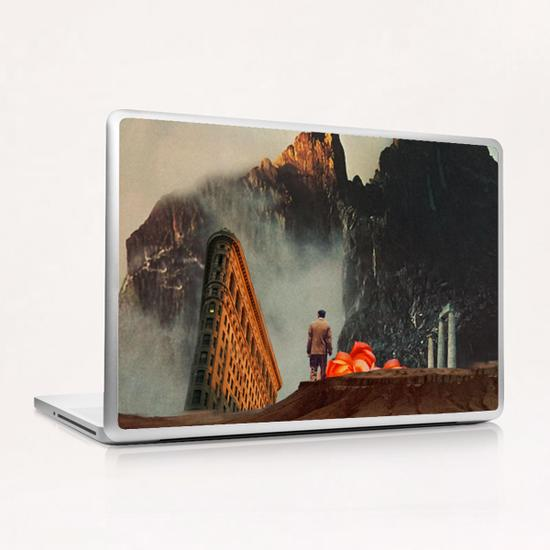 My Worlds Fall Apart Laptop & iPad Skin by Frank Moth