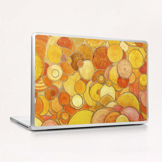 Pop-Bubbles Laptop & iPad Skin by di-tommaso