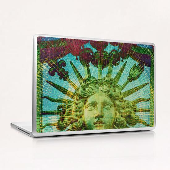 Le Roi Soleil Laptop & iPad Skin by Malixx