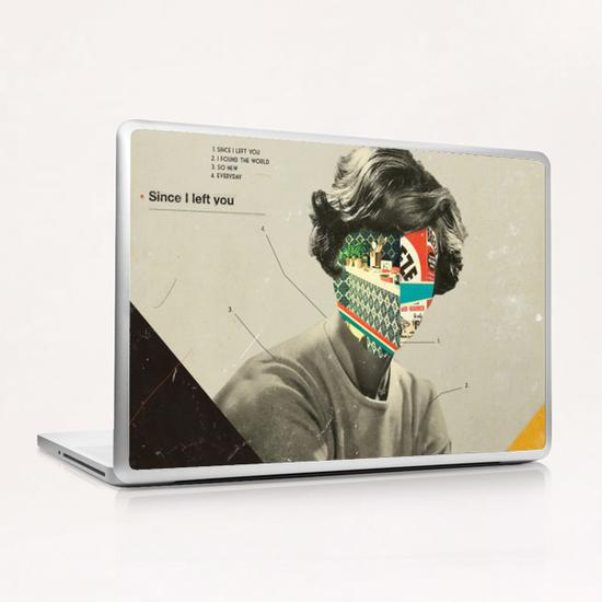 Since I Left You Laptop & iPad Skin by Frank Moth