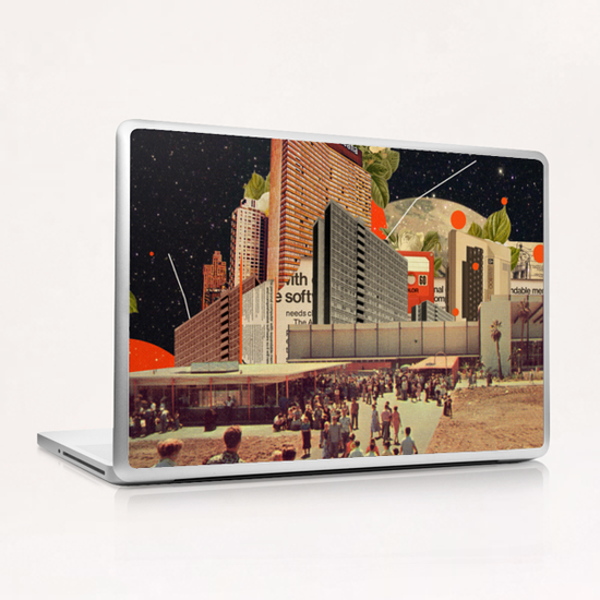 Software Road Laptop & iPad Skin by Frank Moth