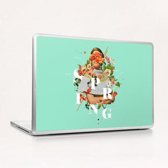 Spring Laptop & iPad Skin by Frank Moth