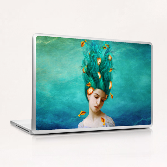 Sweet Allure Laptop & iPad Skin by DVerissimo