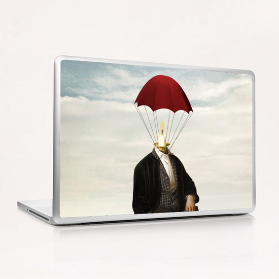 The Daydreamer Laptop & iPad Skin by DVerissimo