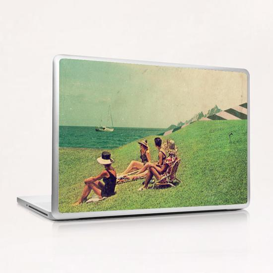 The Sun Forgot Us Laptop & iPad Skin by Frank Moth
