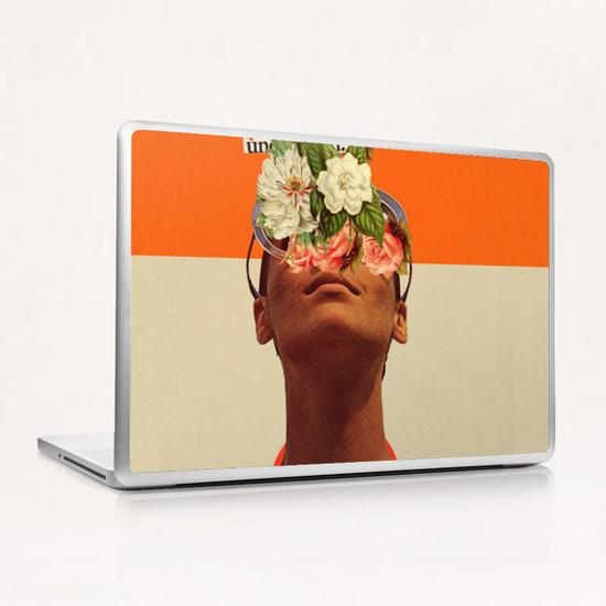 The Unexpected Laptop & iPad Skin by Frank Moth