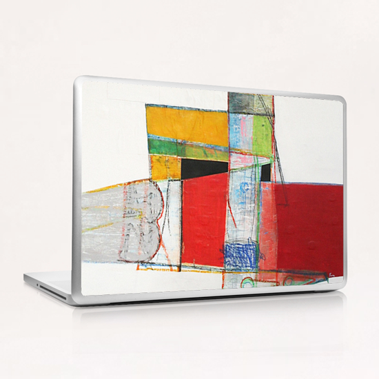 Tower Laptop & iPad Skin by Pierre-Michael Faure