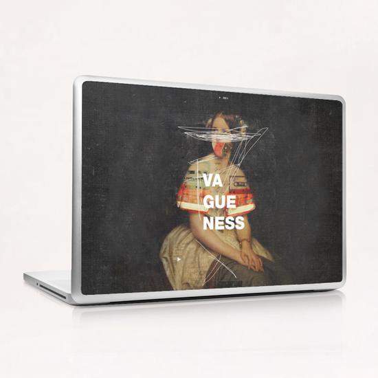 Vagueness Laptop & iPad Skin by Frank Moth