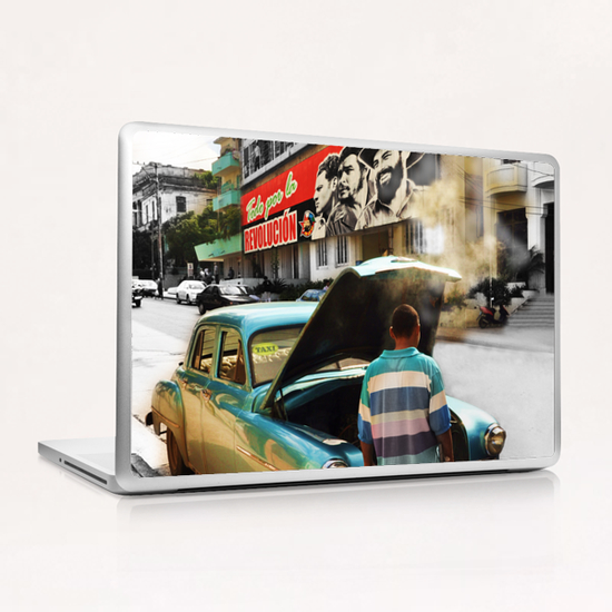 Waiting for better days Laptop & iPad Skin by fauremypics