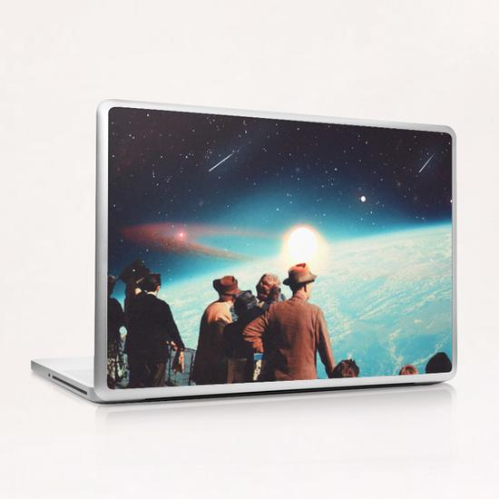 We Have Been Promised Eternity Laptop & iPad Skin by Frank Moth