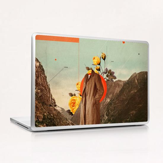 You Will Find Me There Laptop & iPad Skin by Frank Moth