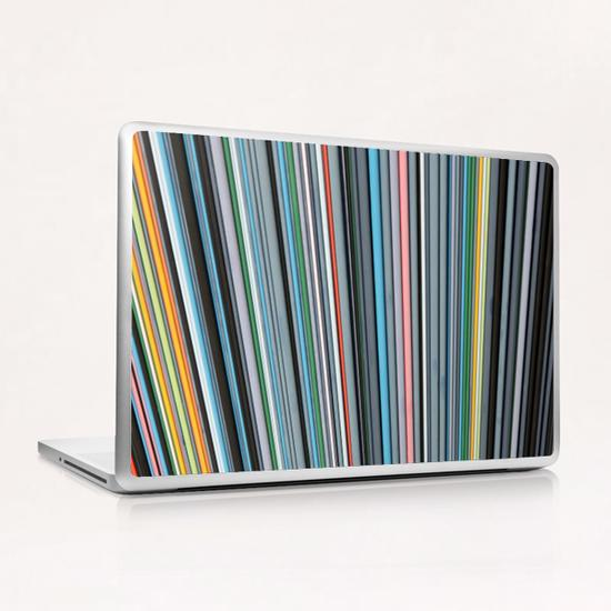 Color perspective Laptop & iPad Skin by Vic Storia