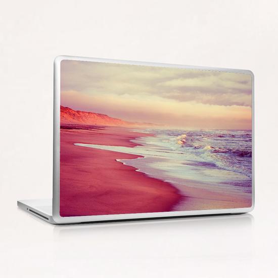 DREAM BEACH Laptop & iPad Skin by DANIEL COULMANN
