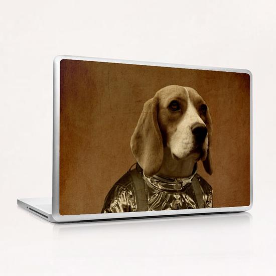 Beagle Laptop & iPad Skin by durro art