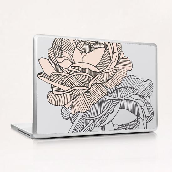 BLOOMS Laptop & iPad Skin by mmartabc
