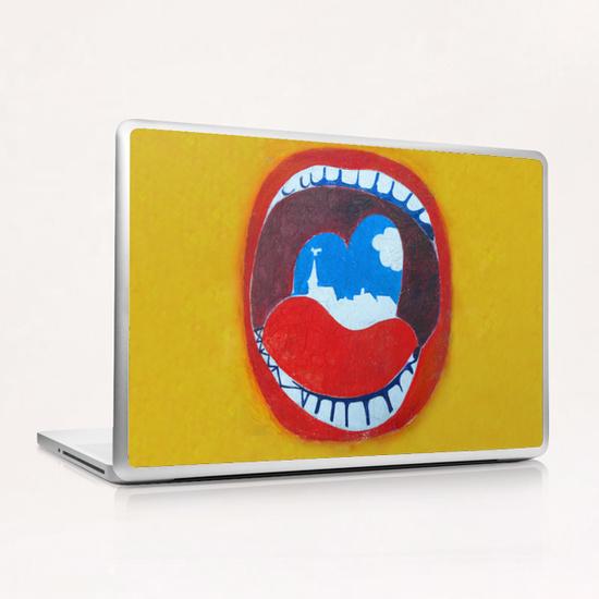 Souvenir de Province Laptop & iPad Skin by Georgio Fabrello