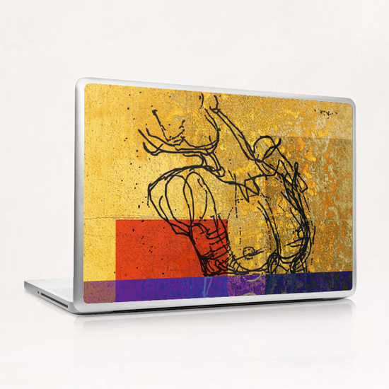Buste Laptop & iPad Skin by Georgio Fabrello