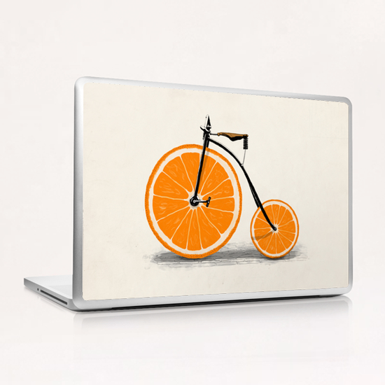 Vitamin Laptop & iPad Skin by Florent Bodart - Speakerine
