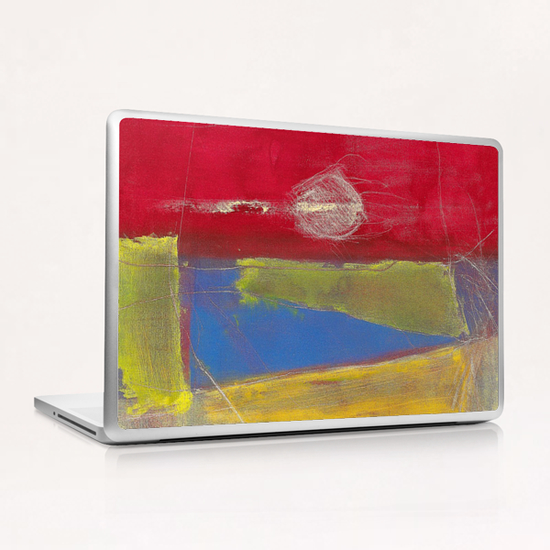 Coucher de Soleil Laptop & iPad Skin by Pierre-Michael Faure