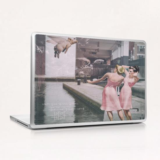 did you see it Laptop & iPad Skin by GibsonGraphics