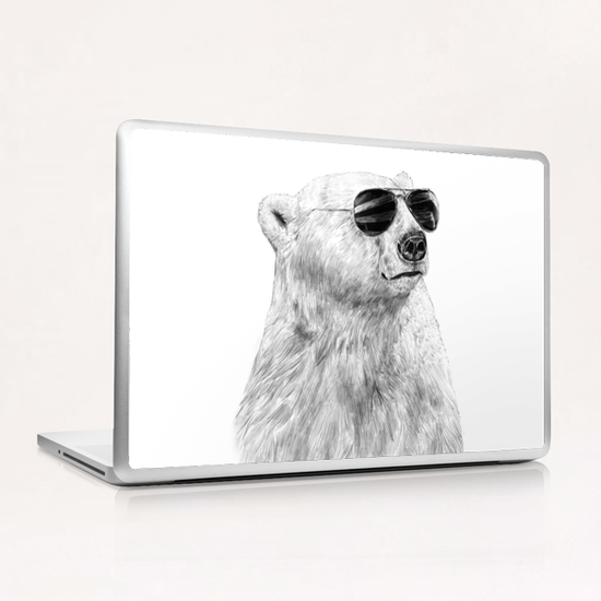Don't let the sun go down Laptop & iPad Skin by Balazs Solti