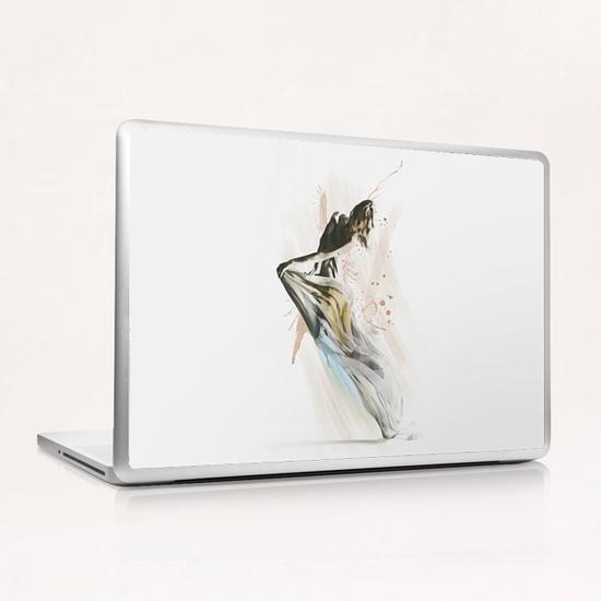 Drift Laptop & iPad Skin by Galen Valle