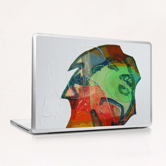Feeling Laptop & iPad Skin by Pierre-Michael Faure