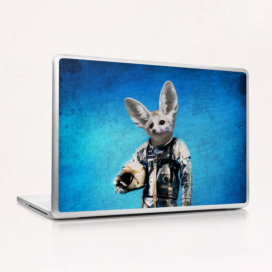 Fennec the captain Laptop & iPad Skin by durro art