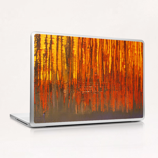 Forest Laptop & iPad Skin by di-tommaso
