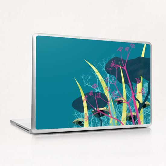 la foresta di circe Laptop & iPad Skin by junillu