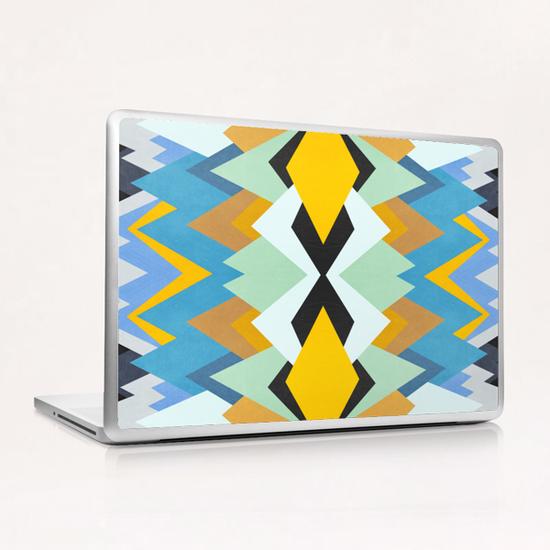 Golden Winter Laptop & iPad Skin by Elisabeth Fredriksson