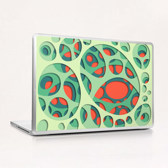 Interarea #07 Laptop & iPad Skin by Azarias
