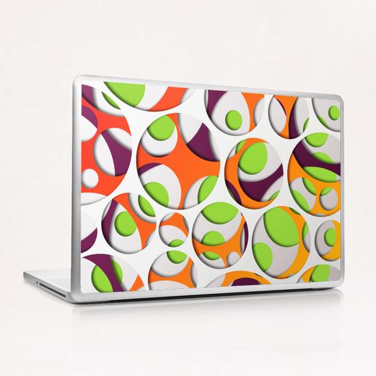 Interarea #04 Laptop & iPad Skin by Azarias