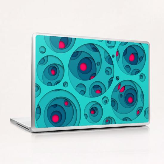Interarea #11 Laptop & iPad Skin by Azarias