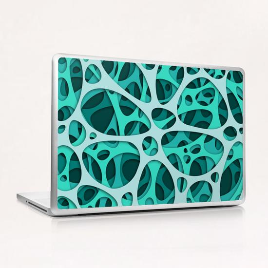 Interarea #15 Laptop & iPad Skin by Azarias