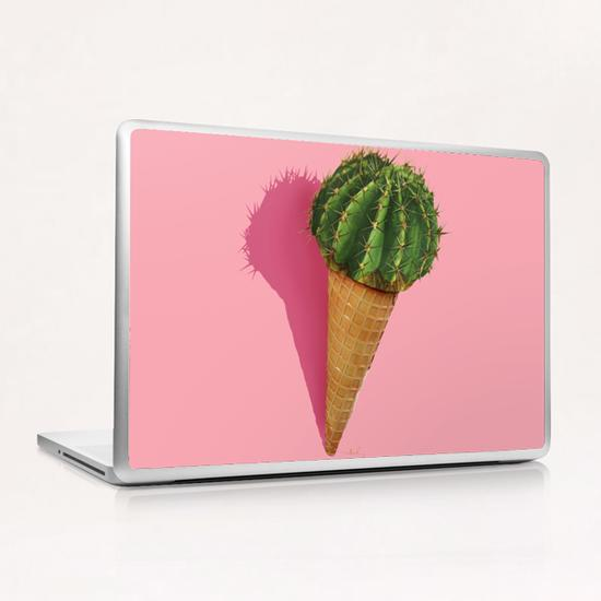 Caramba Cacti Laptop & iPad Skin by Nettsch