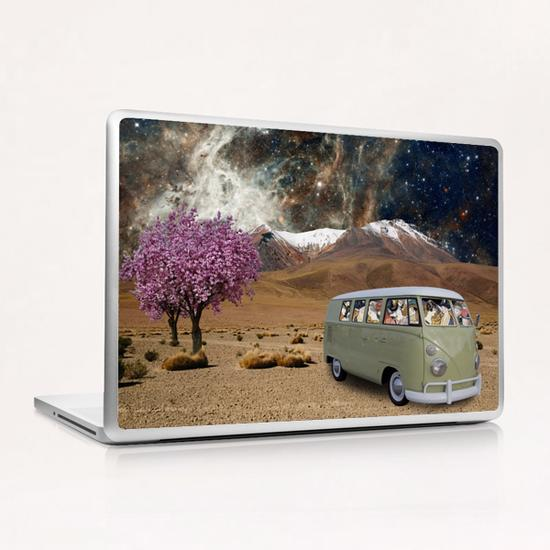 BUS TRIP Laptop & iPad Skin by GloriaSanchez
