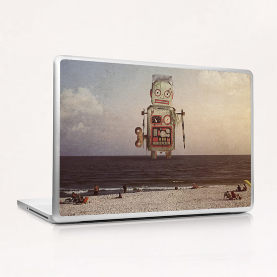 sighting Laptop & iPad Skin by Seamless