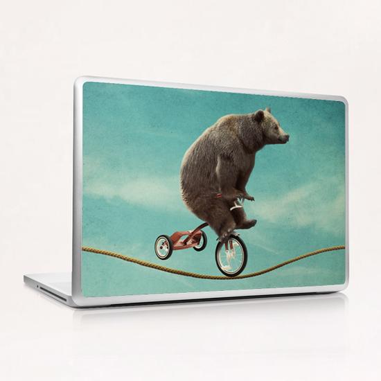 Balancing  Act Laptop & iPad Skin by Seamless
