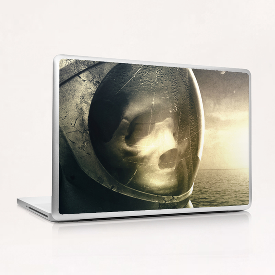 Desolate Laptop & iPad Skin by Seamless