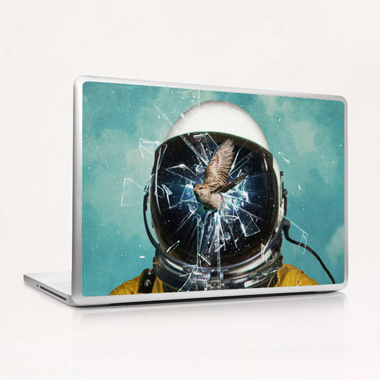 the escape 2 Laptop & iPad Skin by Seamless